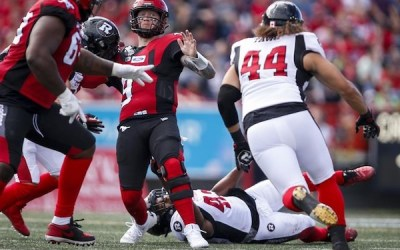Bombers' Bighill Says No Disrespect to Arbuckle, But Not Facing Mitchell is a Break