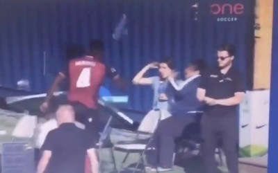 Valour FC Strips Jordan Murrell of Captaincy After He Sees Red in CPL Game