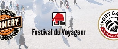 Festival du Voyageur Partners with Two Manitoba Breweries