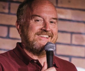 Embattled Comedian Louis C.K. Playing Rumor's Comedy Club