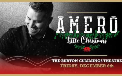 'Amero Little Christmas' Packs Big Holiday Show at The Burt