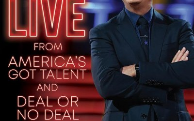 Comedian Howie Mandel at Club Regent in March
