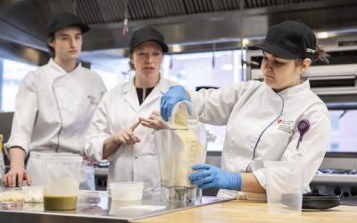 RRC's Prairie Research Kitchen Receives $1M from Province