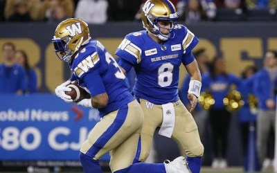 Winnipeg Blue Bombers, Calgary Stampeders Prep for Frosty Division Semifinal