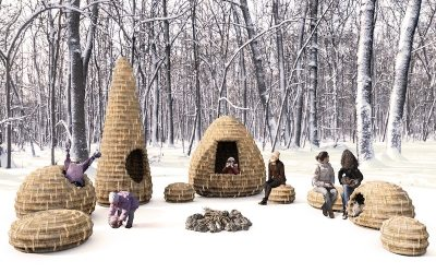 Warming Hut Winners Chosen from Three Continents for 10th Annual Competition
