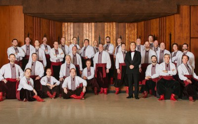 Hoosli Ukrainian Male Chorus Celebrating 50 Years with WSO Concert