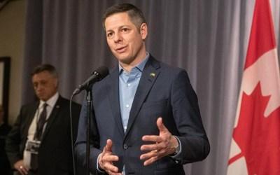 Bowman Not Seeking Third Term as Winnipeg's Mayor