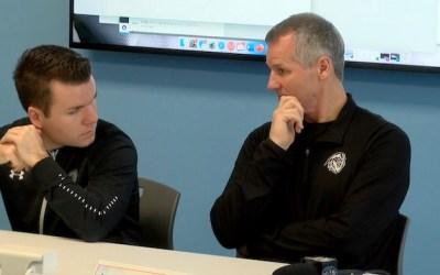 Winnipeg Ice Extend Head Coach Patrick, Promote Heisinger