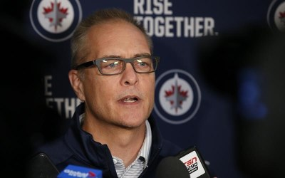 Jets Players Happy to Stick with Maurice, Say Bad Stretches Are 'On Everyone'