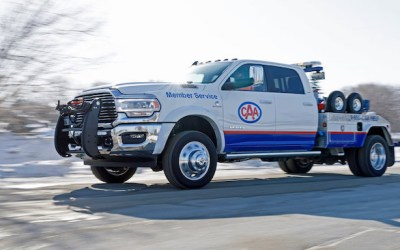 CAA Offers Free Service to Manitoba Healthcare Workers, First Responders