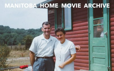 Gimli Film Festival Launches 'Manitoba Home Movie Archive'