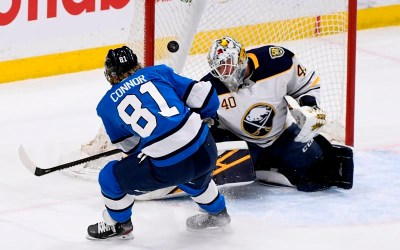 Kyle Connor's Two Goals Power Winnipeg Jets Past Buffalo Sabres 3-1