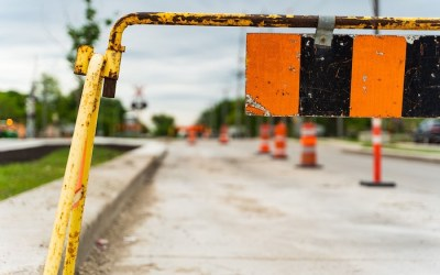 Stretch of Regent Avenue Closing for Railway Repairs