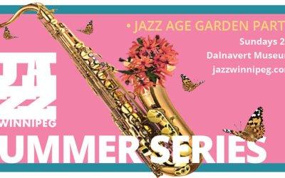 Jazz Winnipeg Throwing Garden Party, Moving Some Performances Online