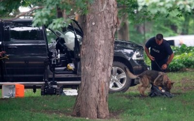 Man Accused in Rideau Hall Crash Had Rifle, Shotguns, High-Capacity Magazine: RCMP
