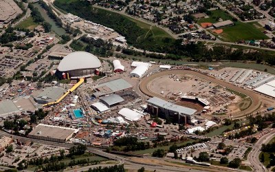 Cowboys Swapped Out for Lawyers: Calgary to Use Stampede Site for Jury Trials