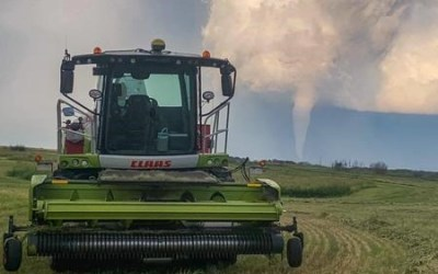People in Manitoba Town Struggle After Tornado Kills Young Couple