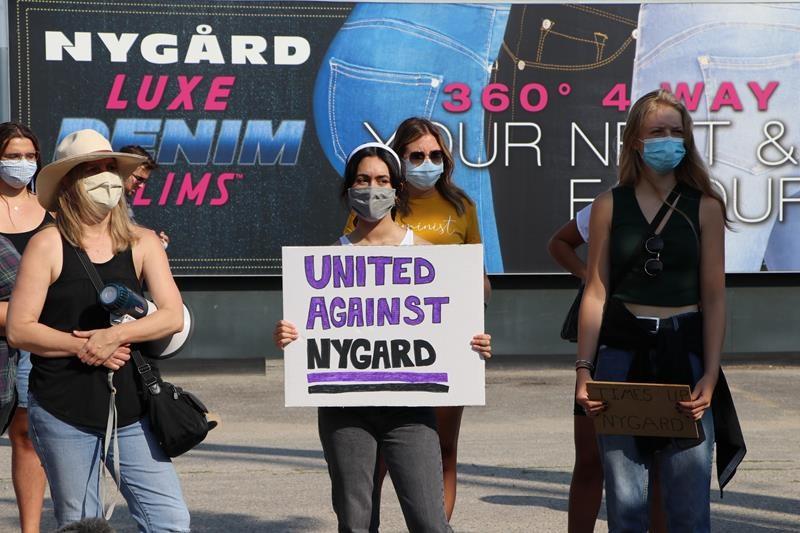Nygard Protest