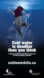 Lifesaving Society Manitoba - Cold Water Kills