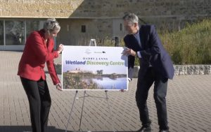 Harry J. Enns Wetland Discovery Centre