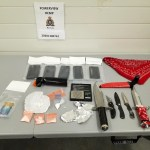 Manitoba RCMP Seize Crystal Meth, Weapons in Pine Falls