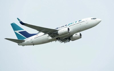 Two Passengers Fined $1,000 Each After Refusing to Wear Masks on WestJet Flights
