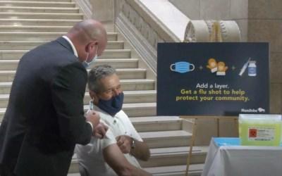 Manitoba Launches Annual Influenza Vaccination Campaign