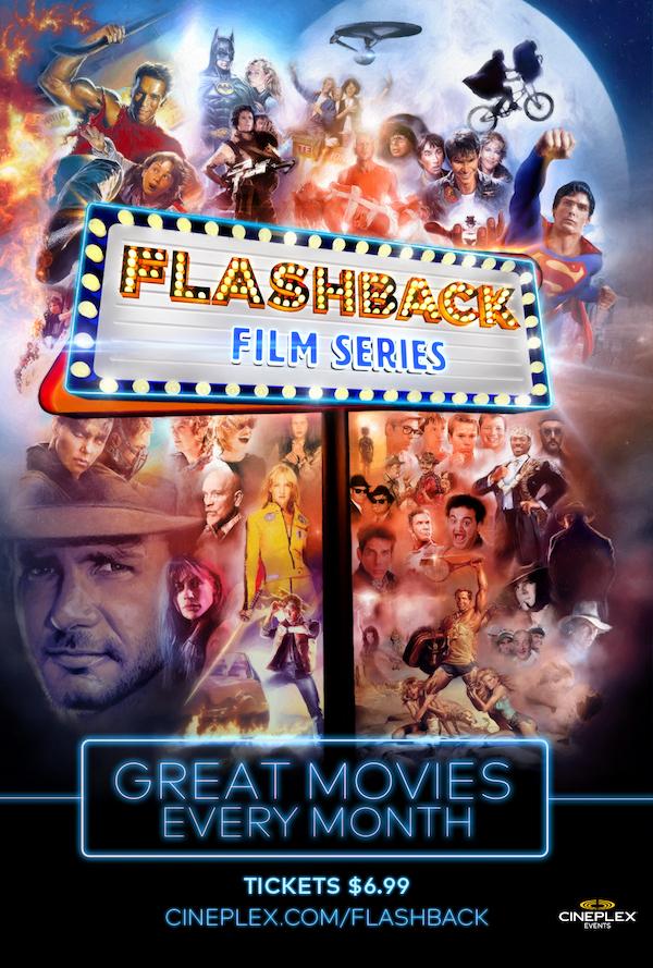 Cineplex Flashback Series