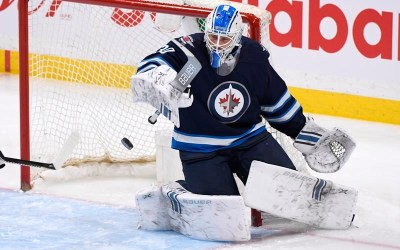 Winnipeg Jets Sign Goaltender Laurent Brossoit to One-Year Contract