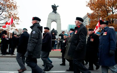 Remembrance Day Planners Scrambling as COVID-19 Upends Traditional Ceremonies