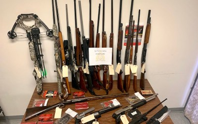 RCMP Dismantle Grow-Op, Seize Weapons in Ritchot