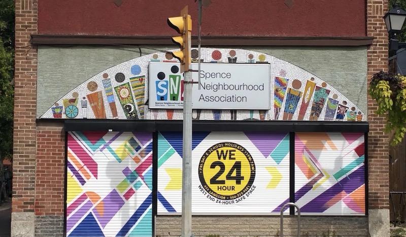 Spence Neighbourhood Association