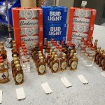 RCMP Seize Bootlegged Alcohol in Thompson; 4 Arrested