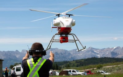 'Sky is the Limit:' Pilot Project Using Drones to Send Medical Supplies, COVID Tests