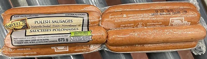 Harvest Meats Sausages