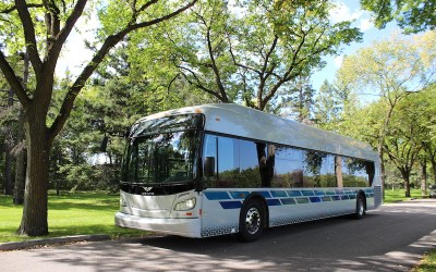 Winnipeg Transit Places Order for 32 Xcelsior Buses