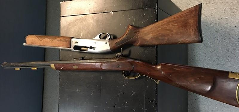 Portage la Prairie Firearm Seizure