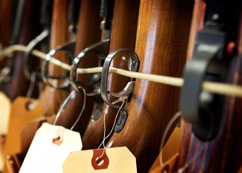 Guns - Rifles
