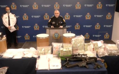 Police Dismantle Massive Interprovincial Drug Network