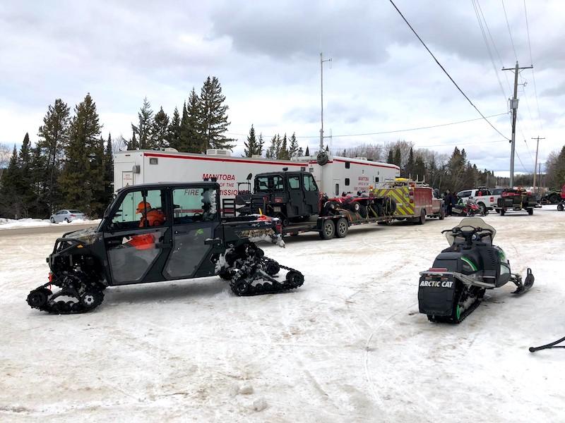 Snowmobile Search