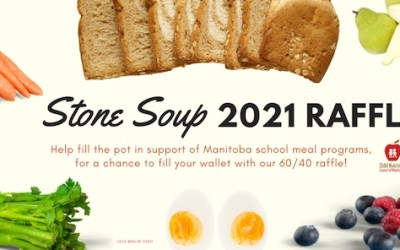 Virtual Raffle Funding Meal Programs in Manitoba Schools