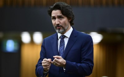 Trudeau Warns COVID-19 Vaccine Passports Raise 'Questions of Fairness'