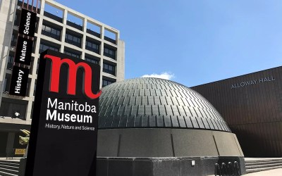 Manitoba Museum Refreshes Brand Look