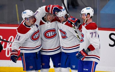 Winnipeg Jets Fall 4-2 to Habs as Toffoli Scores Pair of Goals