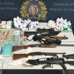 8 Charged in Portage la Prairie Weapons, Drugs Seizure