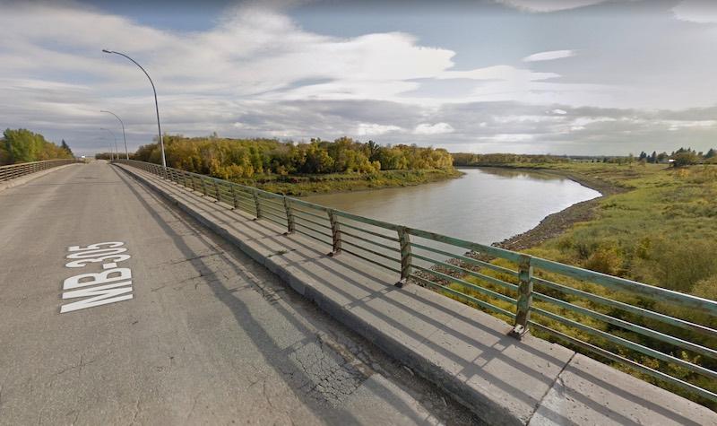Ste. Agathe Bridge - PR 205