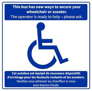 Winnipeg Transit Decal