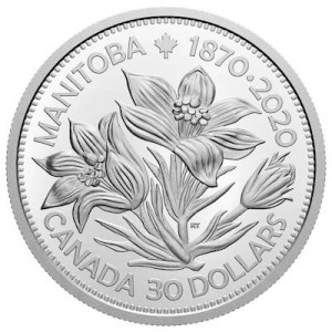 Manitoba 150 Coin