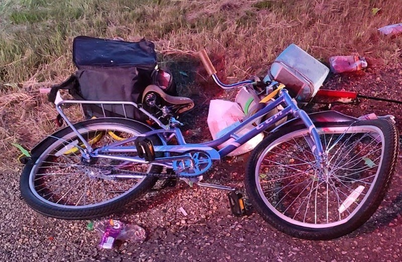 Cyclist Accident