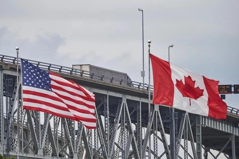Canada - U.S. Border